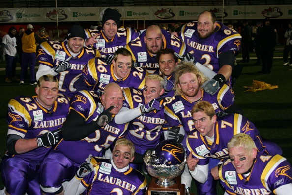 The Golden Hawks will travel to Saskatchewan to take on the Huskies in a pre-season game commemorating WLU's 2005 Vanier Cup-winning team.