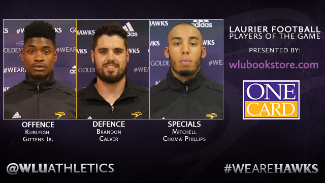 Graphic: Laurier Athletics