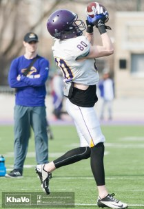 20170324 - Kha Vo - Laurier Football scrimmage vs Western_-102