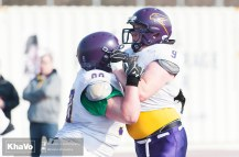 20170324 - Kha Vo - Laurier Football scrimmage vs Western_-151