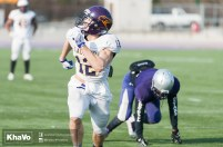 20170324 - Kha Vo - Laurier Football scrimmage vs Western_-187