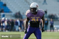20170324 - Kha Vo - Laurier Football scrimmage vs Western_-199