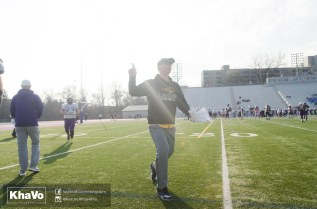 20170324 - Kha Vo - Laurier Football scrimmage vs Western_-201
