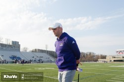 20170324 - Kha Vo - Laurier Football scrimmage vs Western_-202