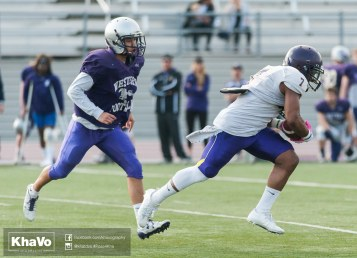 20170324 - Kha Vo - Laurier Football scrimmage vs Western_-216