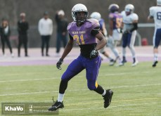 20170324 - Kha Vo - Laurier Football scrimmage vs Western_-220