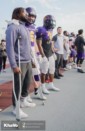 20170324 - Kha Vo - Laurier Football scrimmage vs Western_-245