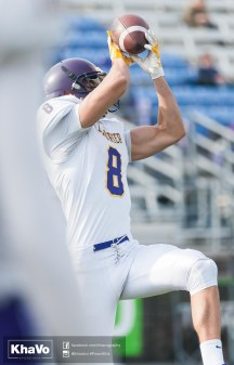 20170324 - Kha Vo - Laurier Football scrimmage vs Western_-91