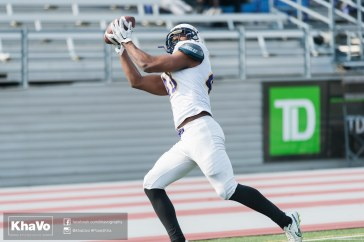 20170324 - Kha Vo - Laurier Football scrimmage vs Western_-98
