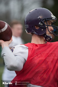 20170331 - Kha Vo - Laurier Football scrimmage vs Guelph_-103