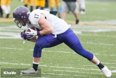 20170331 - Kha Vo - Laurier Football scrimmage vs Guelph_-105