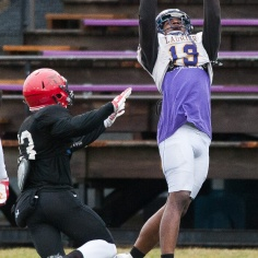 20170331 - Kha Vo - Laurier Football scrimmage vs Guelph_-112