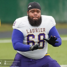 20170331 - Kha Vo - Laurier Football scrimmage vs Guelph_-12
