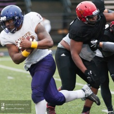 20170331 - Kha Vo - Laurier Football scrimmage vs Guelph_-127