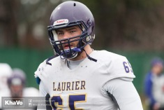 20170331 - Kha Vo - Laurier Football scrimmage vs Guelph_-13