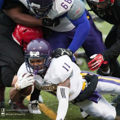 20170331 - Kha Vo - Laurier Football scrimmage vs Guelph_-132