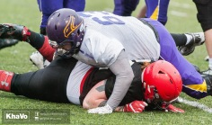 20170331 - Kha Vo - Laurier Football scrimmage vs Guelph_-135
