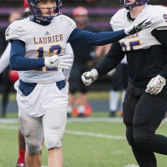 20170331 - Kha Vo - Laurier Football scrimmage vs Guelph_-143