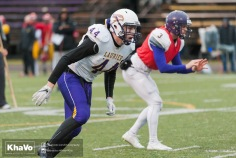 20170331 - Kha Vo - Laurier Football scrimmage vs Guelph_-146