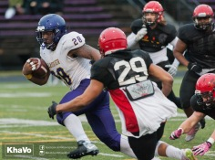 20170331 - Kha Vo - Laurier Football scrimmage vs Guelph_-153