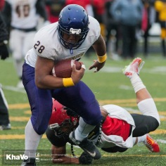 20170331 - Kha Vo - Laurier Football scrimmage vs Guelph_-155