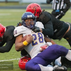 20170331 - Kha Vo - Laurier Football scrimmage vs Guelph_-156