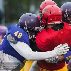 20170331 - Kha Vo - Laurier Football scrimmage vs Guelph_-161