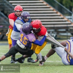 20170331 - Kha Vo - Laurier Football scrimmage vs Guelph_-162