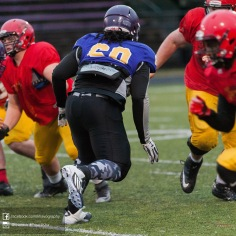 20170331 - Kha Vo - Laurier Football scrimmage vs Guelph_-178