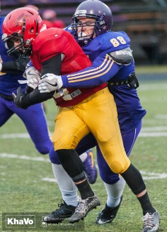 20170331 - Kha Vo - Laurier Football scrimmage vs Guelph_-179