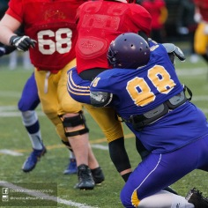 20170331 - Kha Vo - Laurier Football scrimmage vs Guelph_-180