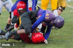20170331 - Kha Vo - Laurier Football scrimmage vs Guelph_-183