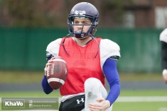 20170331 - Kha Vo - Laurier Football scrimmage vs Guelph_-19