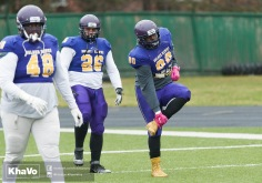 20170331 - Kha Vo - Laurier Football scrimmage vs Guelph_-21