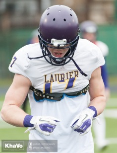 20170331 - Kha Vo - Laurier Football scrimmage vs Guelph_-23