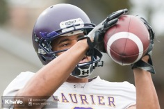 20170331 - Kha Vo - Laurier Football scrimmage vs Guelph_-25