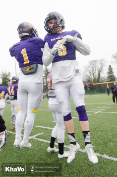 20170331 - Kha Vo - Laurier Football scrimmage vs Guelph_-28
