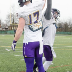 20170331 - Kha Vo - Laurier Football scrimmage vs Guelph_-37
