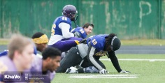 20170331 - Kha Vo - Laurier Football scrimmage vs Guelph_-40