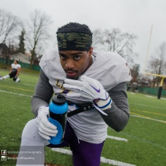 20170331 - Kha Vo - Laurier Football scrimmage vs Guelph_-45