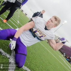 20170331 - Kha Vo - Laurier Football scrimmage vs Guelph_-46