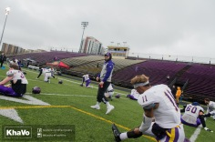 20170331 - Kha Vo - Laurier Football scrimmage vs Guelph_-48