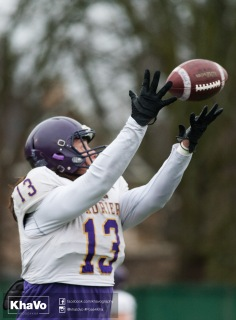 20170331 - Kha Vo - Laurier Football scrimmage vs Guelph_-54