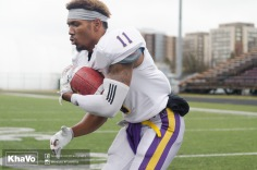 20170331 - Kha Vo - Laurier Football scrimmage vs Guelph_-70