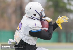 20170331 - Kha Vo - Laurier Football scrimmage vs Guelph_-73