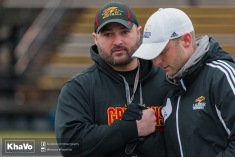 20170331 - Kha Vo - Laurier Football scrimmage vs Guelph_-74