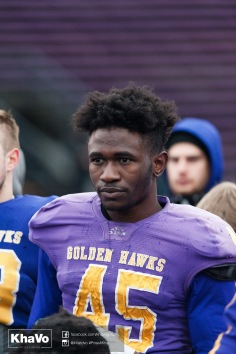 20170331 - Kha Vo - Laurier Football scrimmage vs Guelph_-75