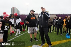 20170331 - Kha Vo - Laurier Football scrimmage vs Guelph_-78