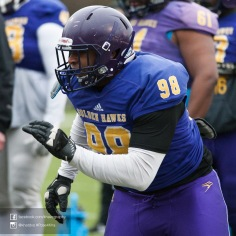 20170331 - Kha Vo - Laurier Football scrimmage vs Guelph_-87