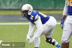 20170331 - Kha Vo - Laurier Football scrimmage vs Guelph_-93